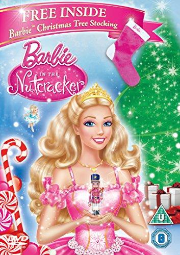 Barbie In The Nutcracker [Edizione: Regno Unito] [Reino Unido] [DVD]