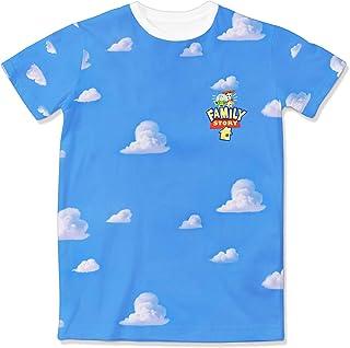 Xcostume 【予約販売】トイストーリー 親子服 Tシャツ 家族 お揃い 親子ペアルック カジュアル パパ XL