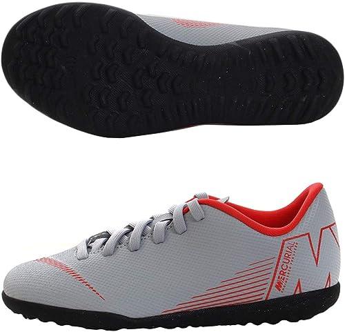 Nike Jr Vapor 12 Club GS TF, Chaussures de Futsal Mixte Enfant