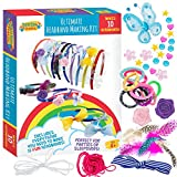 Make Your Own Headband Kit - Hair Band Accessory Craft Set for Kids