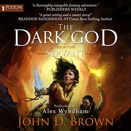 Servant audiobook cover art