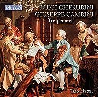Cherubini/Cambini: String Trio