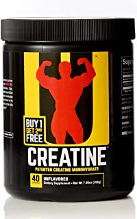 Universal Nutrition Creatine - 200 g Each / Pack of 2