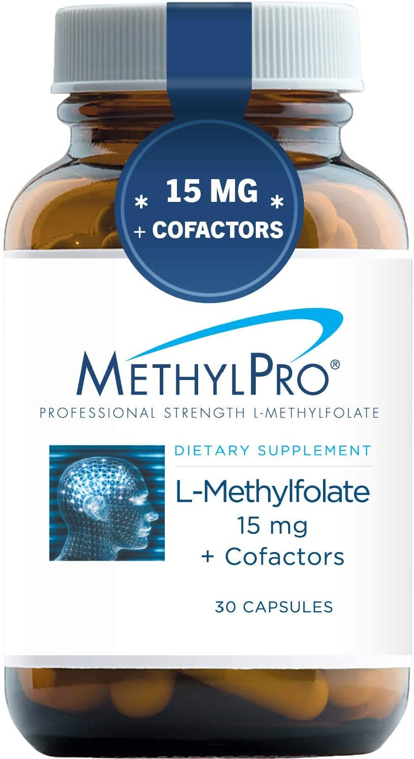 MethylPro 15mg L-Methylfolate Sale SALE% OFF + Cofactors - Capsules 30 Cheap mail order specialty store Profes
