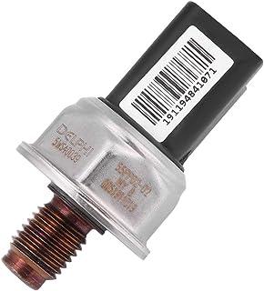 Car Fuel Pressure Sensor, Keenso Fuel Injection Rail Pressure Sensor for Ford Peugeot Volvo 2.0