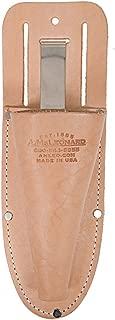 A.M. Leonard Dual Soil Knife & Pruner Sheath (Hori Hori & Pruner Not Included)