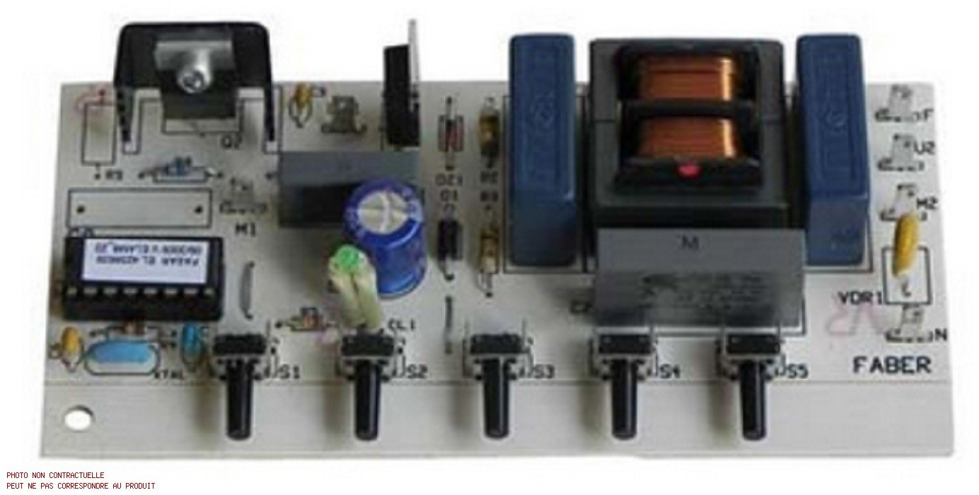 Fagor – Módulo regulador de velocidad para campana Fagor: Amazon.es: Grandes electrodomésticos