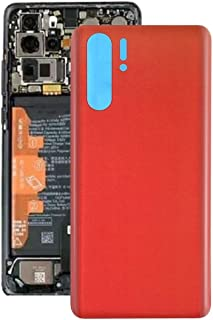 Battery cover Jrc Battery Back Cover for Huawei P30 Pro(Breathing Crystal) Mobile phone accessories (Color : Orange)