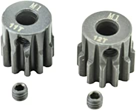Apex RC Products 11-20T Mod 1 M1 5mm 1/8 Scale Pinion Gear Set (11 & 12)