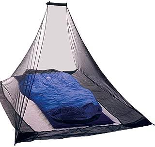 KIKAR Pyramid Single Compact Outdoor Mosquito Net - Black