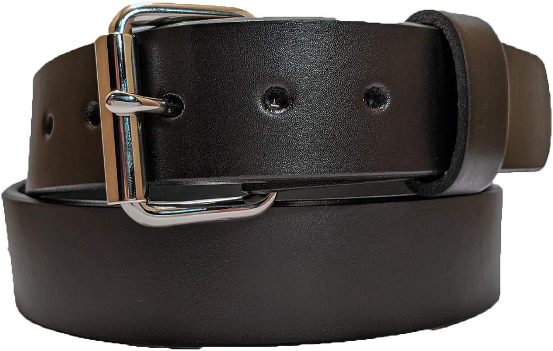 Year-end gift Fashionable 1 2 inch Premium Heavy Duty Leather Belt Concea Gun HANDMADE
