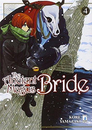 The ancient magus bride (Vol. 4)