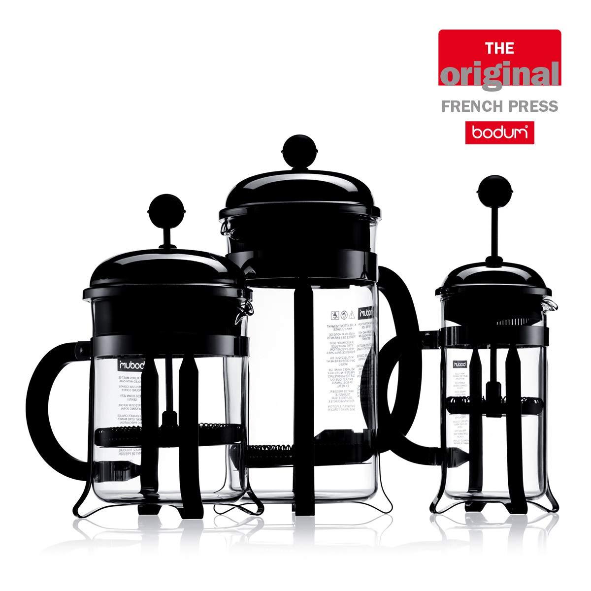 Color Cobre 11813-18 Chambord Bodum Cafetera 4 Tazas 0,5 l