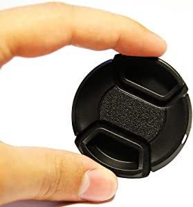 Lens Cap Cover Keeper Protector for Sony FDR-AX100 HDR-CX900 Camcorder...
