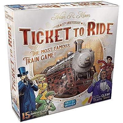 Days of Wonder Ticket to Ride by Days of Wonder
