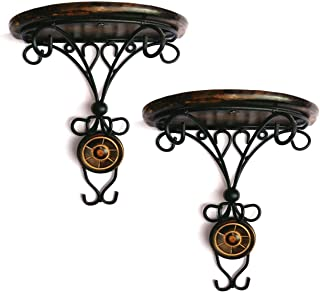 Wooden Bazaar Decorative Wooden Wall Bracket for Living Room | Wooden Wall Hanging Decor | Wall Shelf | Beautiful Wood and...