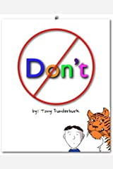 Don't Kindle Edition