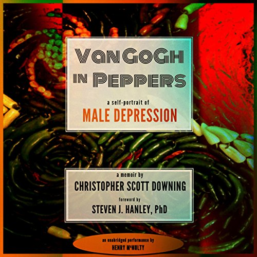 Van Gogh in Peppers audiobook cover art