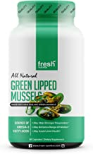 Green Lipped Mussel - Great for Dogs and Humans Alike! Perna Canaliculus Omega Supplement for Hip and Joint Relief – Joint Pain Supplement from New Zealand – 90 Capsules – DNA Verified for Potency