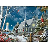 Guiding Lights is a 500 piece jigsaw puzzle designed by Alan Giana. Our Jigsaw Puzzles are made with recycled cardboard. Larger than usual die-cut puzzle pieces are easy to handle - and no two are alike. Our 500 Piece Puzzles are still exciting and c...