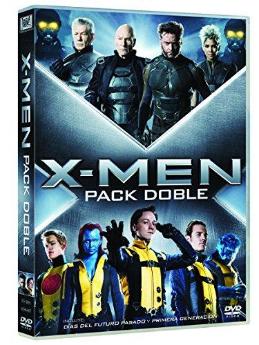 X-Men: Primera Generación /X-Men: Días Del Futuro Pasado - Duo [DVD]