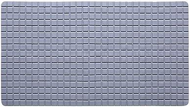 Home Nonslip Kitchen Mat Waterproof Oil-Proof PU Leather (Short:45 * 75cm)