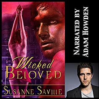 Wicked Beloved audiobook cover art