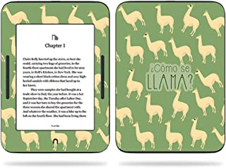 MightySkins Skin Compatible with Barnes & Noble Nook GlowLight 3 (2017) - Llama | Protective, Durable, and Unique Vinyl Decal wrap Cover | Easy to Apply, Remove, and Change Styles | Made in The USA