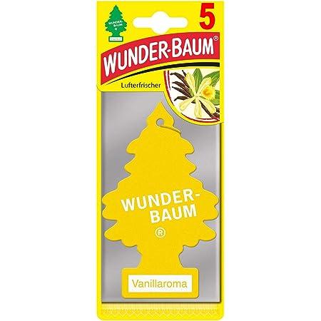 5 X Wunderbaum Vanille Drogerie Körperpflege