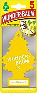 5 x Wunderbaum Vanille