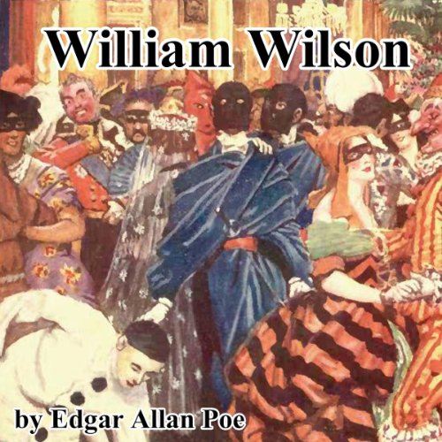 William Wilson cover art