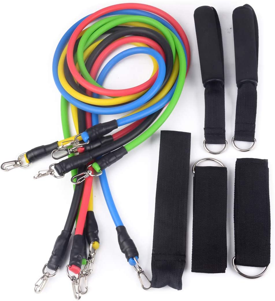 LETAOSK Elastic Latex Pull Rope Tube Resistance Band National uniform free shipping Exe Ranking TOP1 Pilates