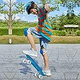 Zoom IMG-2 weskate cruiser skateboard tavola completa