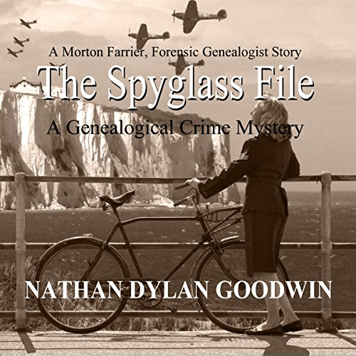 The Spyglass File audiobook cover art