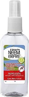 Repelente Natural para Mosquitos de NEEM Ecofriendly Biodegradable-Vegano Natural citronela clavo- SIN DEET y Quimicos- Pa...