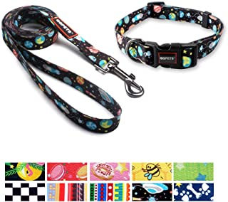 Best dog leashes and matching collars Reviews