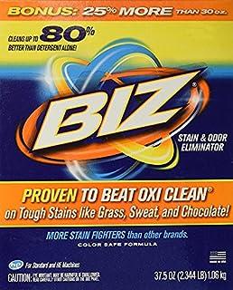 Biz Stain & Odor Eliminator, 37.5 Ounce