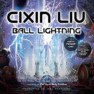 Couverture de Ball Lightning