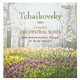Piotr Ilyitch Tchaïkovski : Suites Orchestrales (Intégrale)