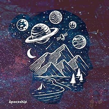 Spaceship (Ambient Trap Instrumental)