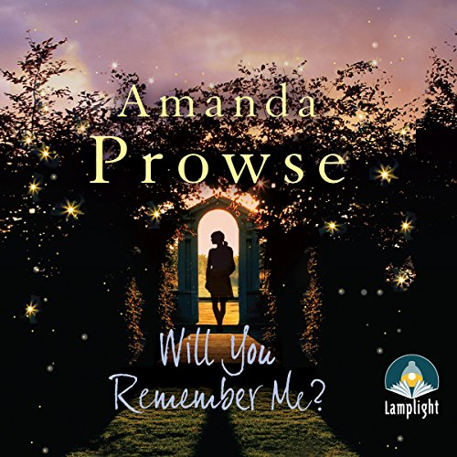 Will You Remember Me? audiobook cover art