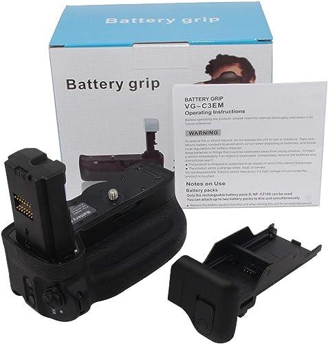 Envíos y devoluciones gratis. WOSOSYEYO VGC3EM Battery Grip Holder para Sony A9 A7RIII A7RIII A7RIII a7iii a7r3 Mantenga la batería NP-FZ100  buena reputación