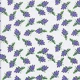 Textiles français Baumwollstoff | Minibündel von Lavendel