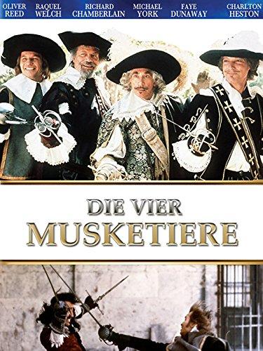 Die vier Musketiere - Die Rache der Milady