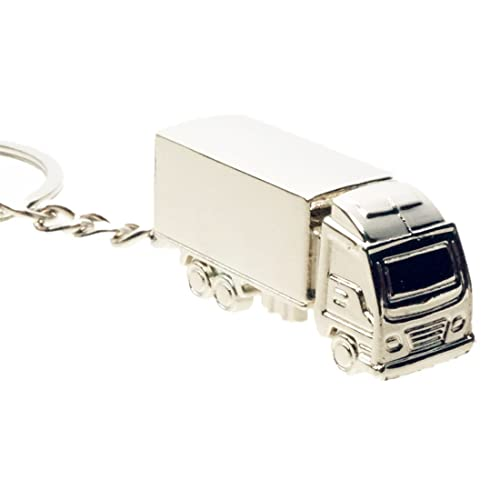 RK Gifts Lorry Truck Metal Keyring Keychain gift Trucker Novelty