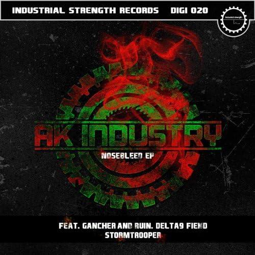 AK-Industry feat. Stormtrooper, Igneon System & Lowroller
