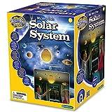 Brainstorm Toys - Système solaire illuminé RC - Version Anglaise