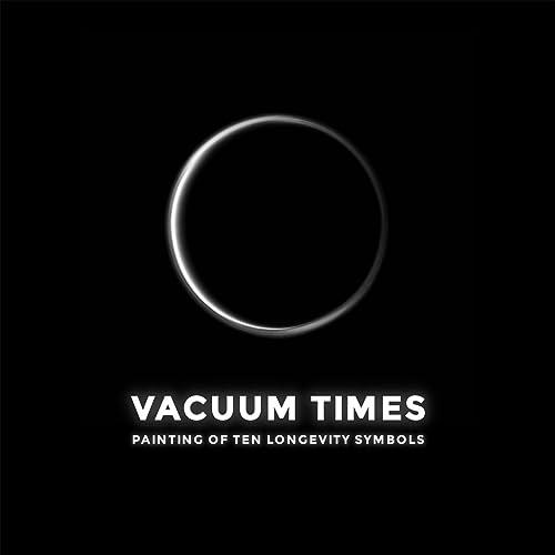 Vacuum Times: Painting of Ten Longevity Symbols by RHOMBVS