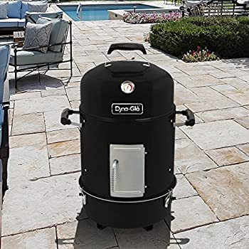 Dyna-Glo Compact Charcoal Bullet Smoker & Grill