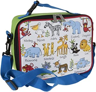 Tyrrell Katz Jungle Animals insulated lunch bag by LK Gifts and Homewares